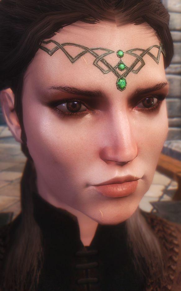 Circlet Replacers for Women at Skyrim Nexus - mods and