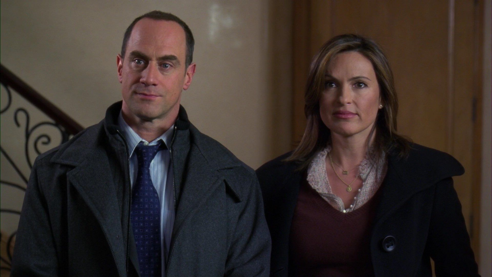 Detective Elliot Stabler Detective Olivia Benson Law And Order Special Victims Unit Special Victims Unit Law And Order Svu
