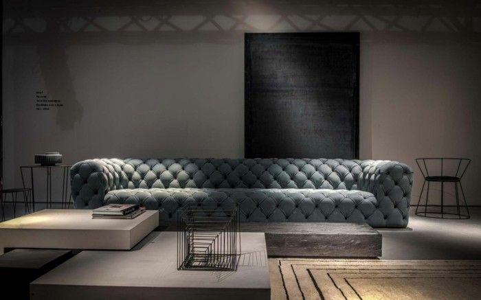 Sofa Italienisches Design baxter sofa chester moon italienisches design navone