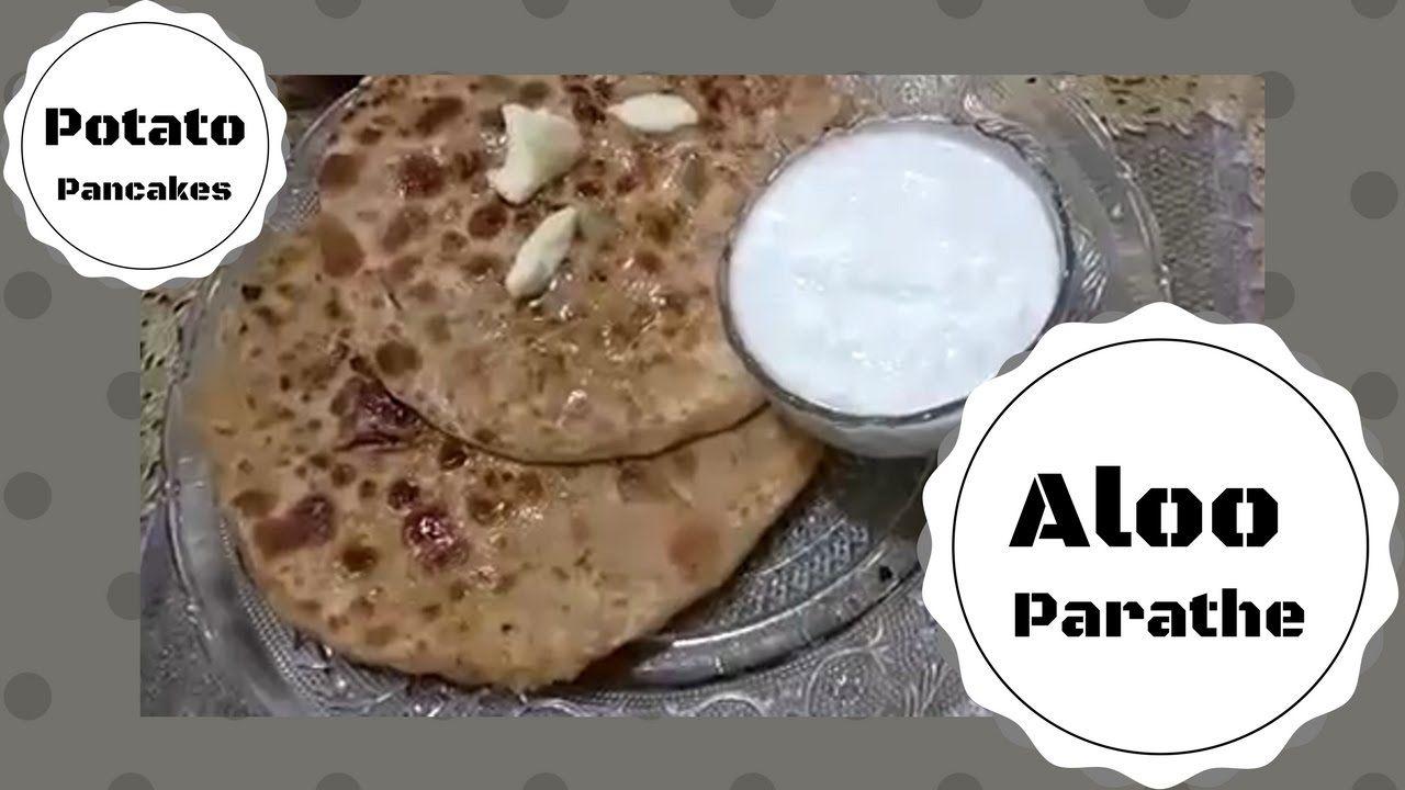Potato Parathas (Aloo Ke Parathe)