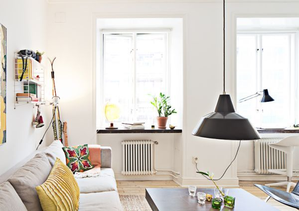 Small Old Apartment Ideas bright and modern studio apartment in an old building | studio