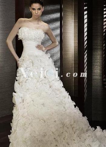 Super-Cheap Bridal Gowns