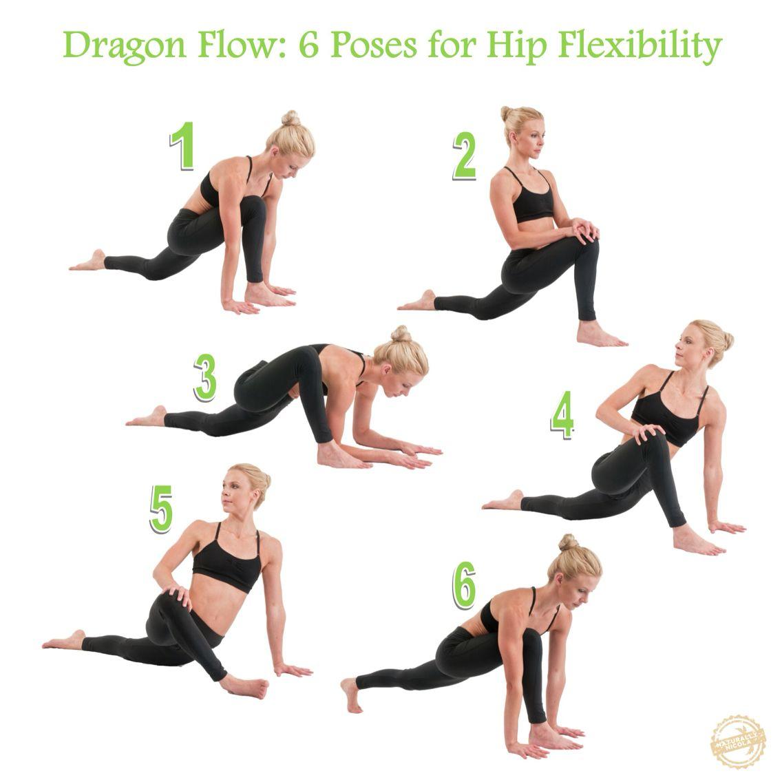 31+ Yin yoga dragon pose trends