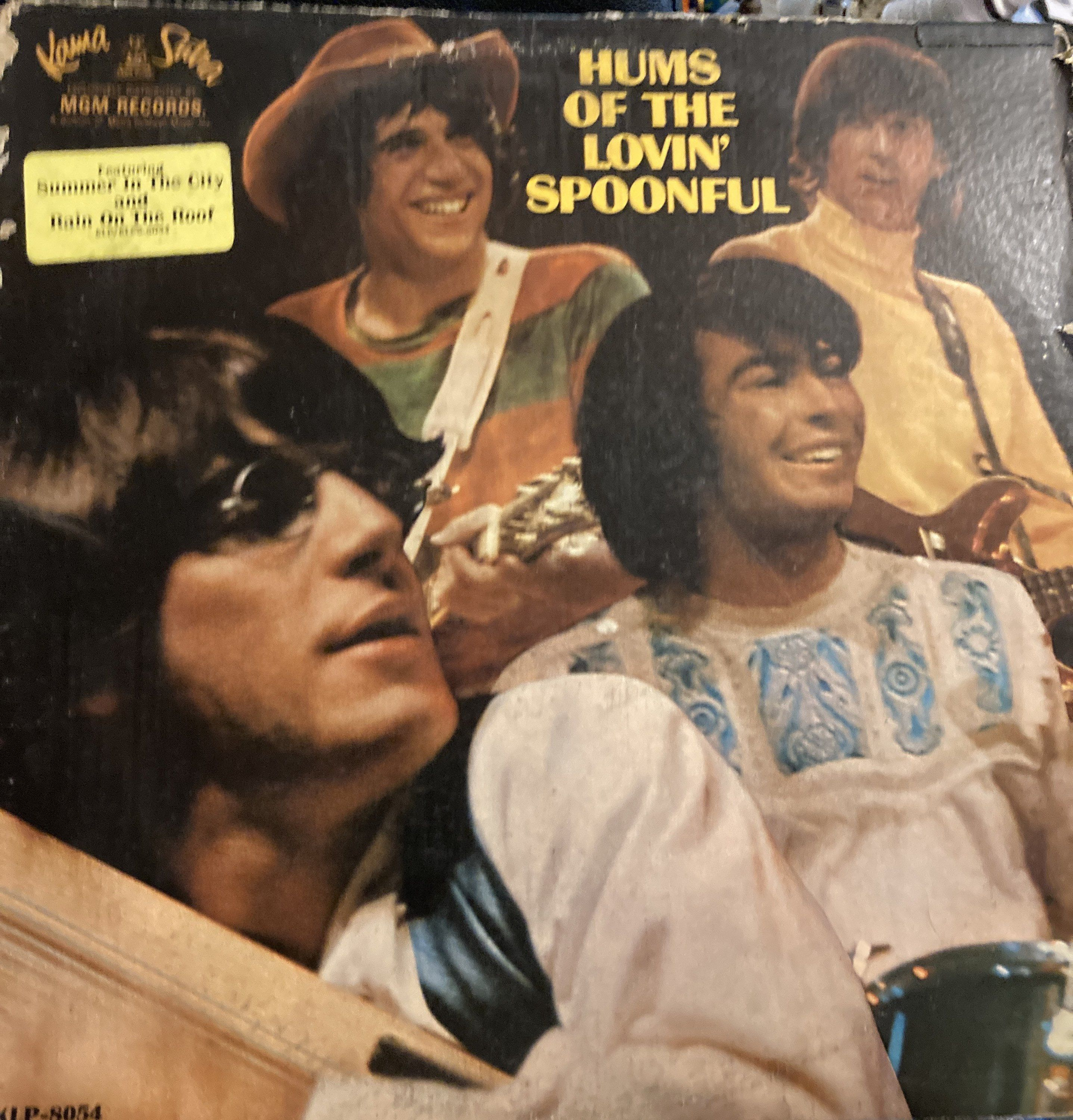 The Lovin Spoonful Hums Of The Lovin Etsy In 2020 The Lovin Spoonful Album Sleeves Music Albums