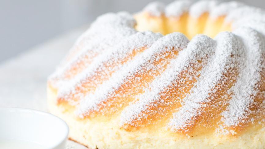 Quarkkuchen (ohne Boden) wie von Oma #apfelrosenrezept