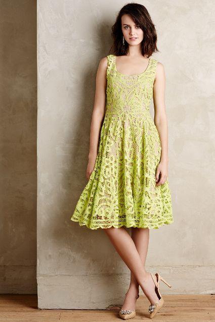 Primevere Dress - anthropologie.com