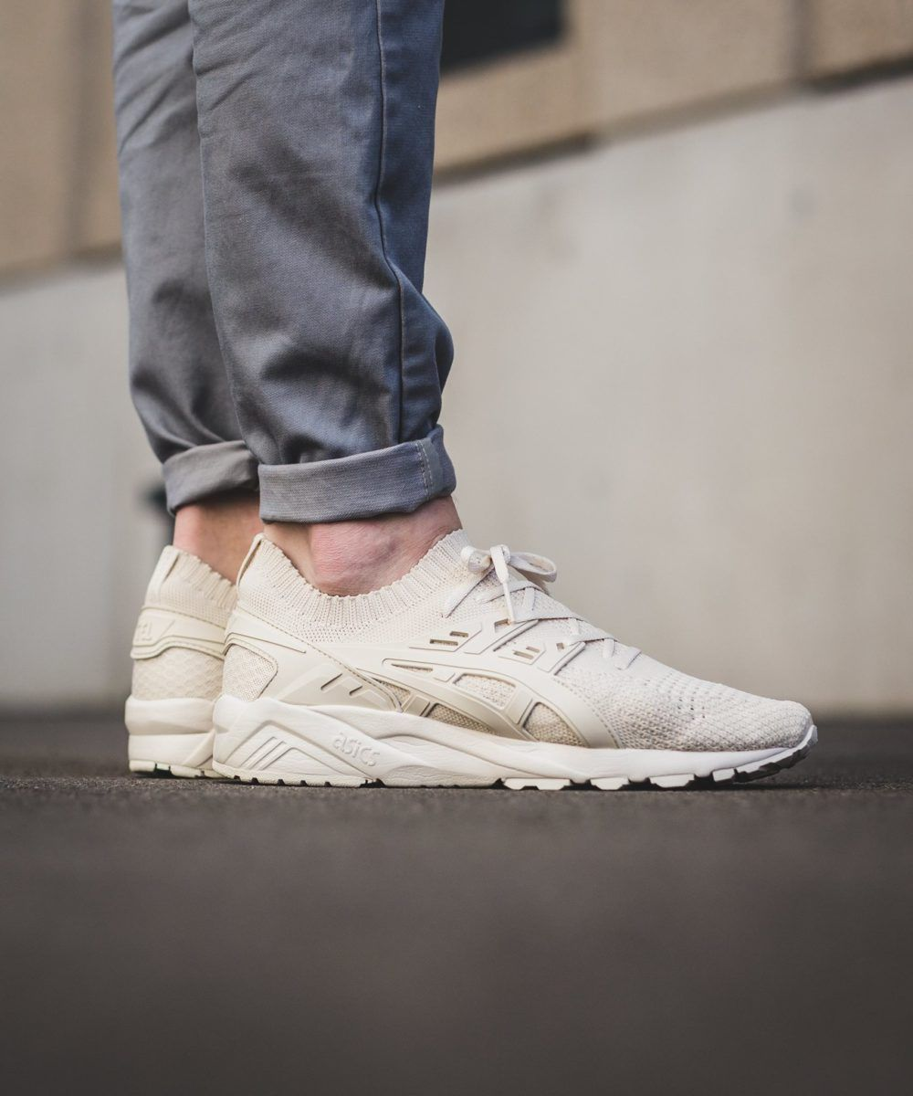 Asics Gel Kayano Trainer Knit Moda