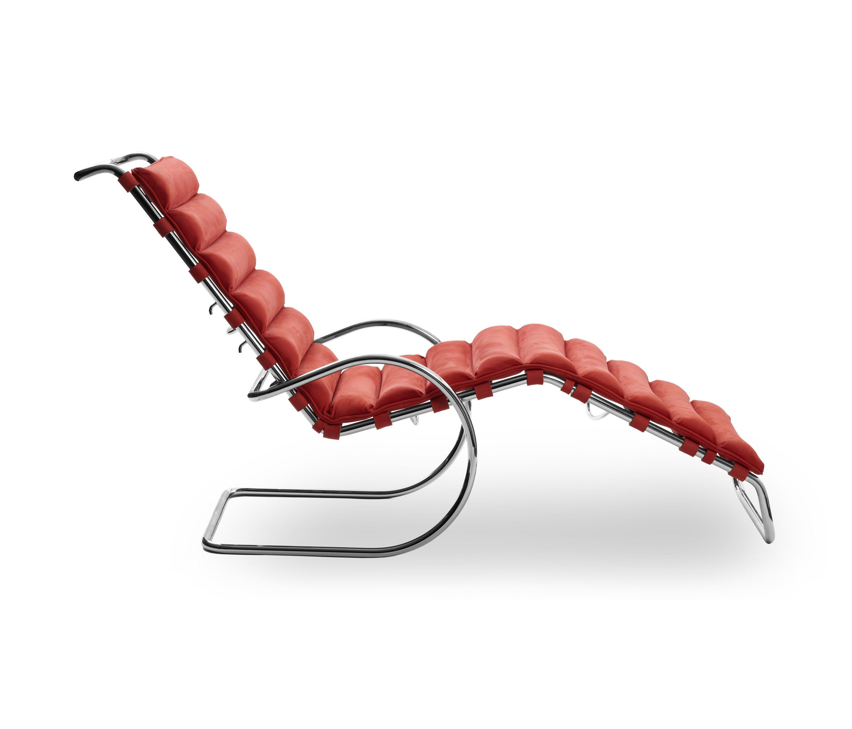 MR LOUNGE CHAISE LONGUE - Chaises longues design de Knoll ...
