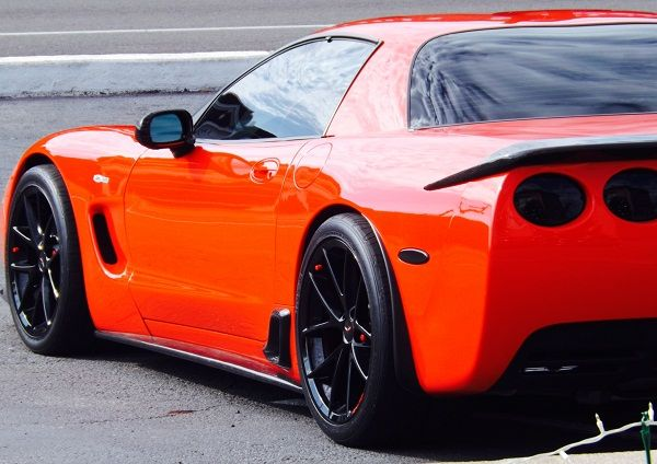 When I Was Buying This Corvette The Salesman Slammed His Hand On