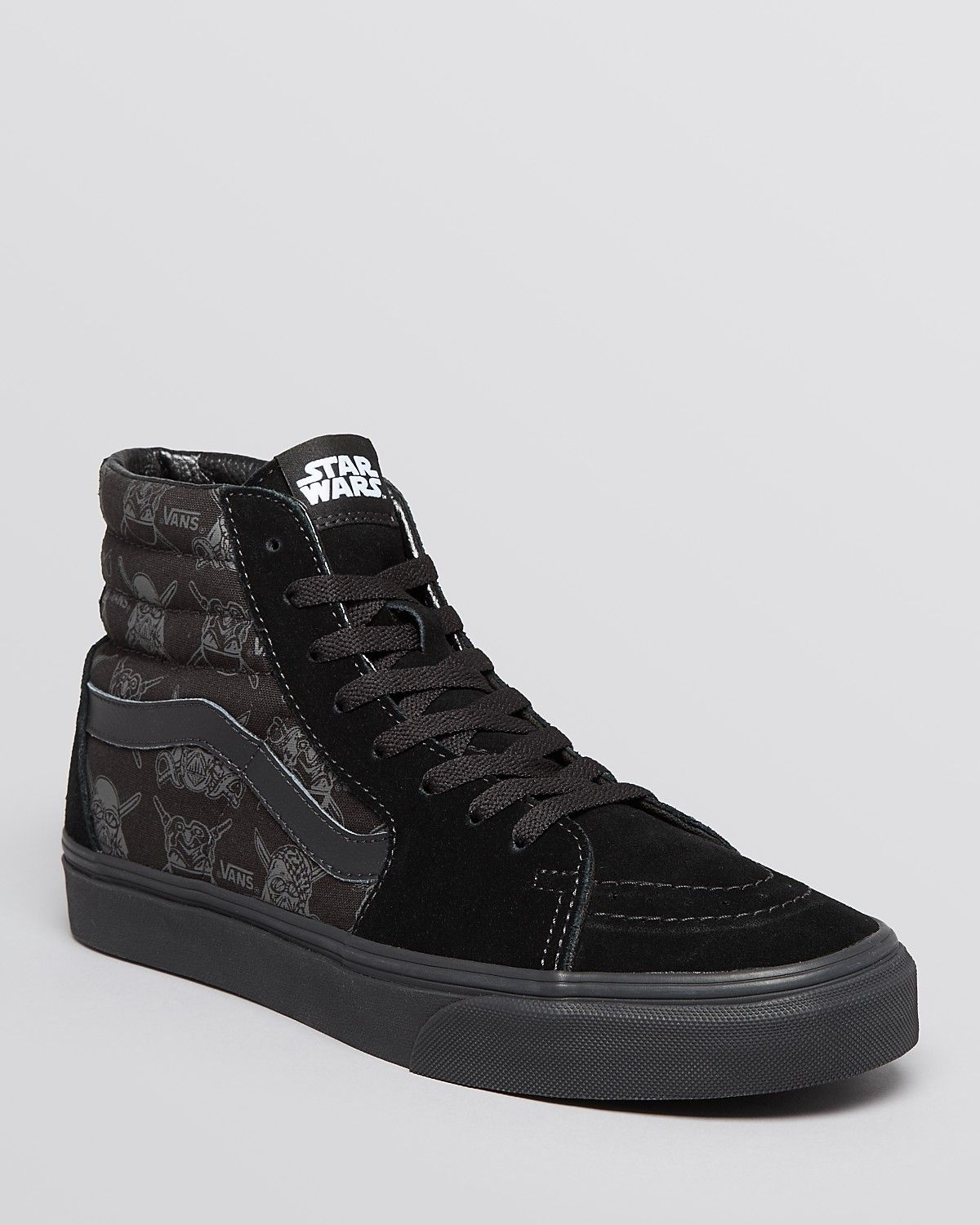 3cffff829 Vans Star Wars SK8 High Top Dark Side Sneakers | Bloomingdale's | Mr ...