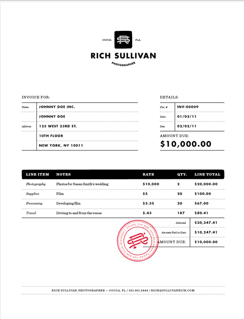 invoice invoice layout invoice design invoice example branding design text layout