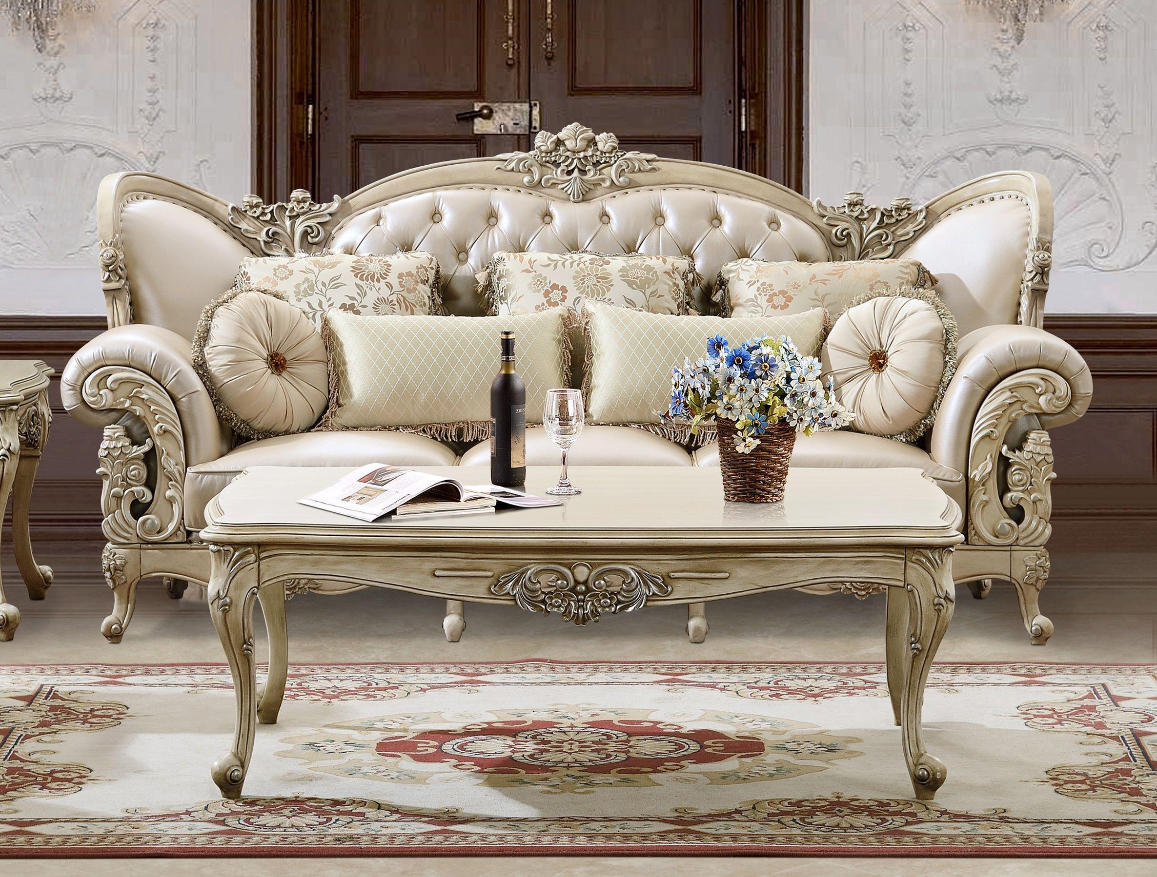 Homey Design Hd 32 Luxury Sofa Interior Furniture Rumah