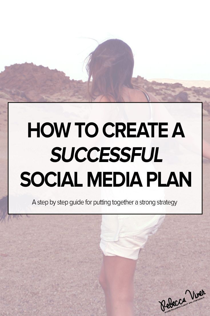 Cool How To Create A Successful Social Media Strategy And Take