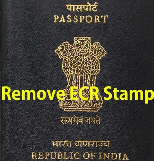 Ecr Difference Between Ecr Passport And Ecnr Passport Ecr