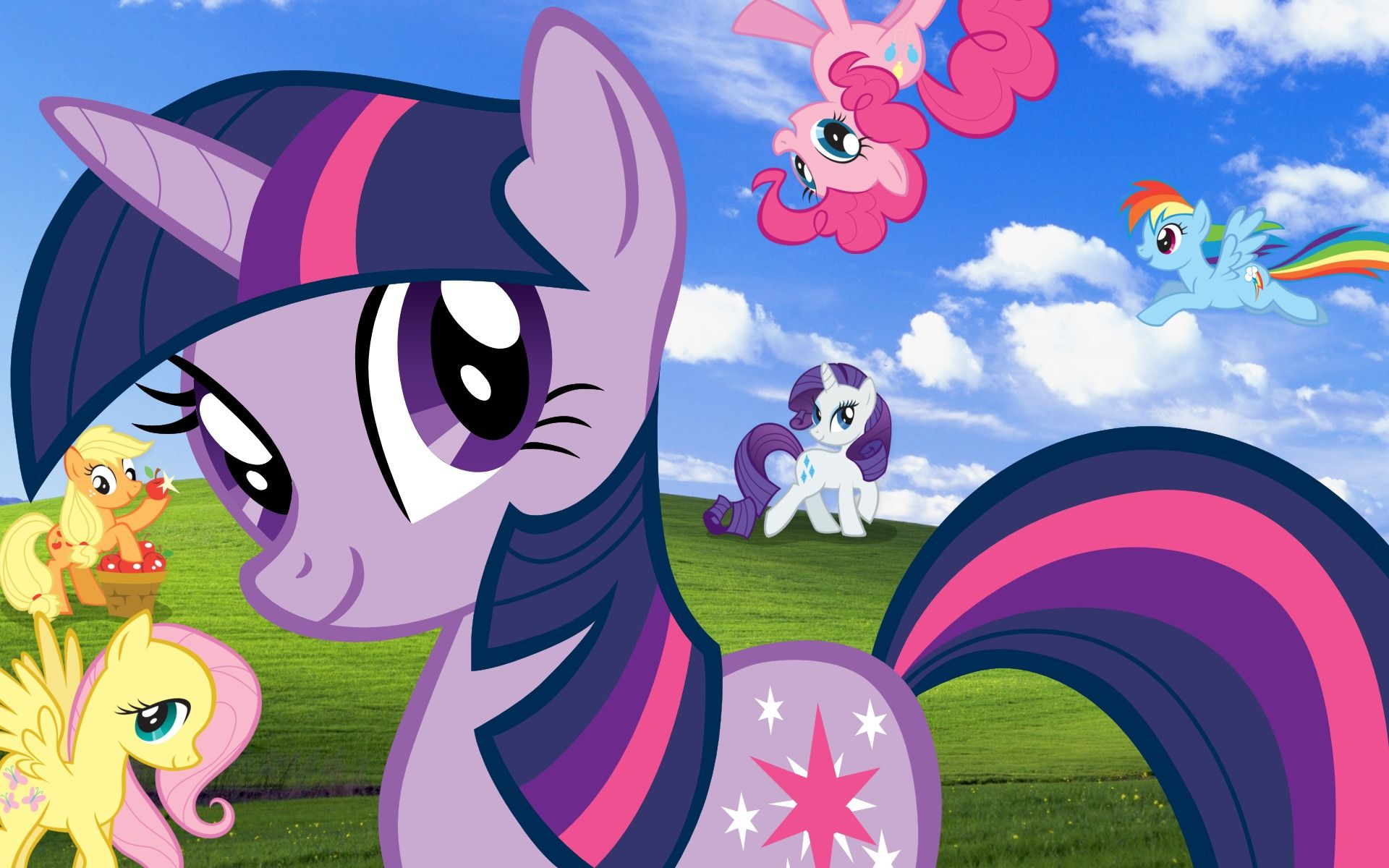 My Little Pony Windows Is Magic 515 1920x1200