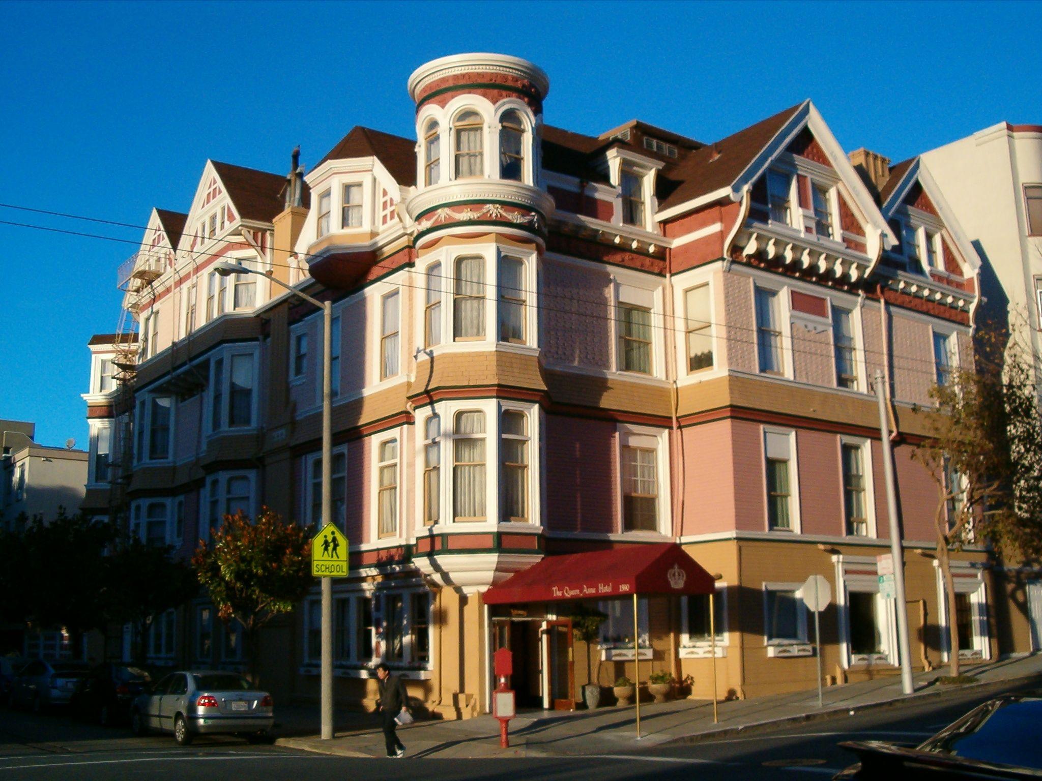 Sutter Street San Francisco 1590