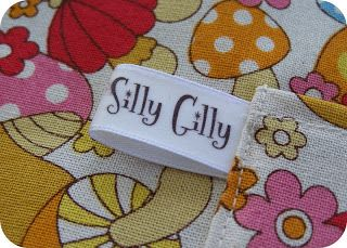 Ribbon Labels (via Silly Gilly)