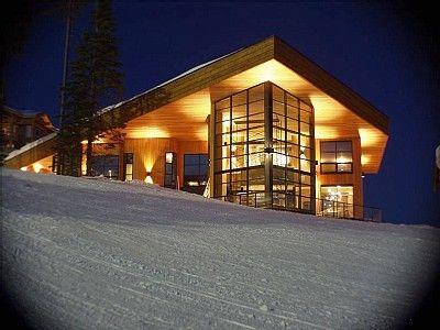 location chalet ski canada