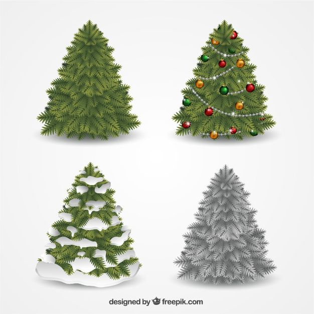 Download Decorative Christmas Trees Collection For Free Christmas Tree Collection Christmas Tree Christmas Ornaments