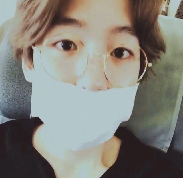 Sooooo adorable Baekhyunie