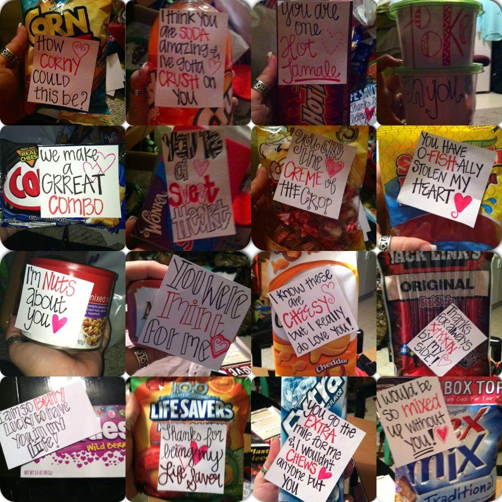 Valentines Gift Love My Boyfriend Valentine Gifts Diy