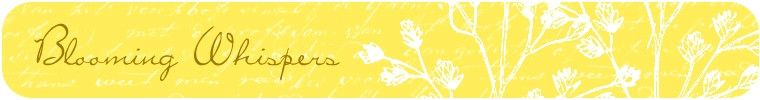 Blooming Whispers by BloomingWhispers on Etsy