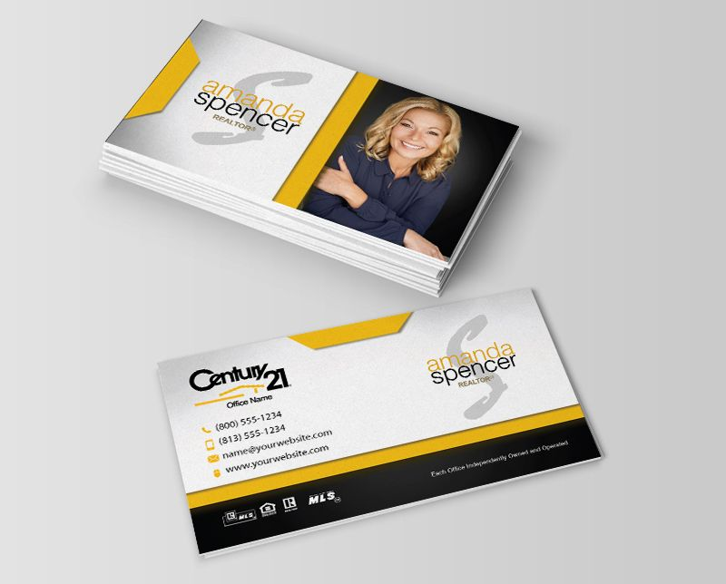 Pin by Realty Cards Printing Company on 2015 Century 21 Business ...