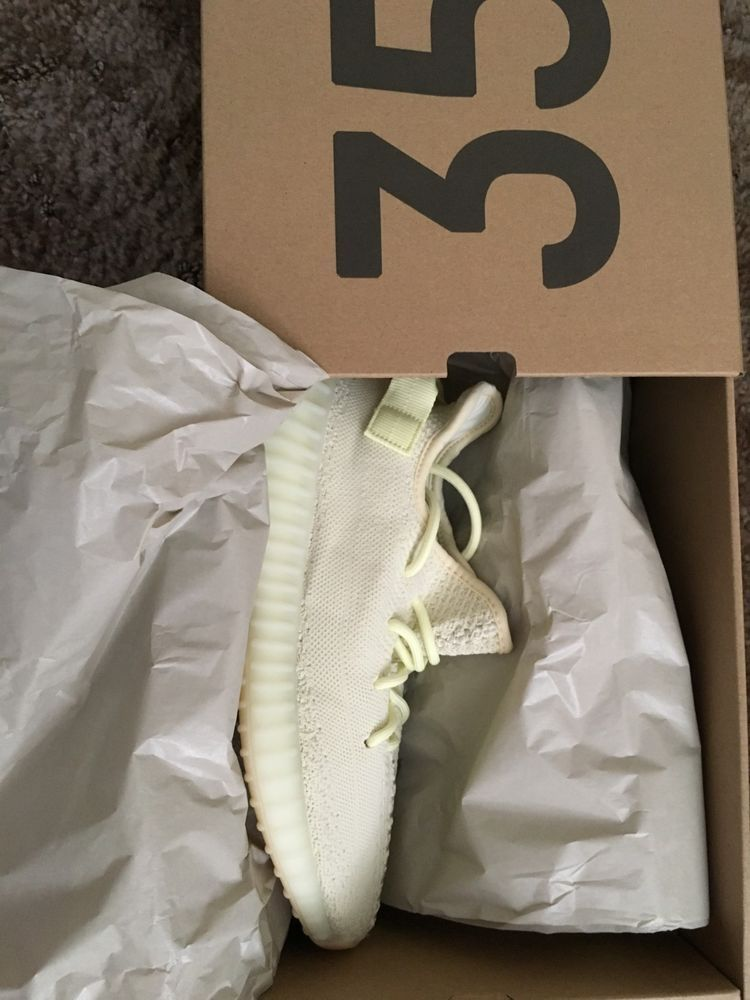 f7d9663d49934 Adidas Yeezy Boost 350 V2 BUTTER Gum F36980 Sizes 8.5 Kanye West 100%  AUTHENTIC  fashion  clothing  shoes  accessories  mensshoes  casualshoes  (ebay link)