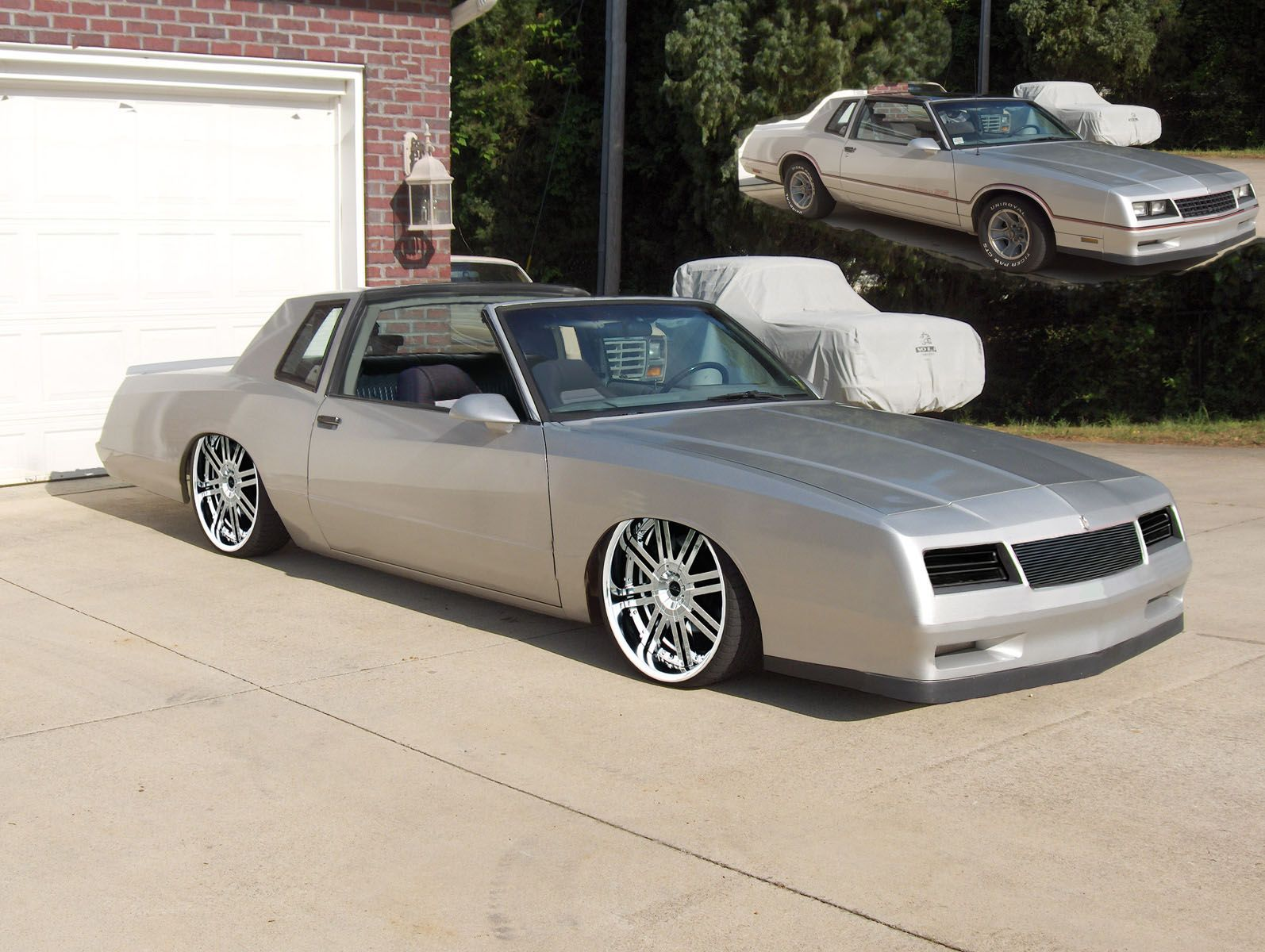 Chevrolet Monte Carlo Lt With Images Chevy Muscle Cars