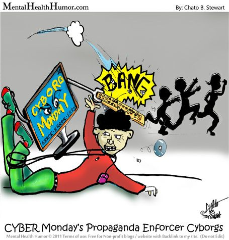 Spam the Curse of Cyber Monday