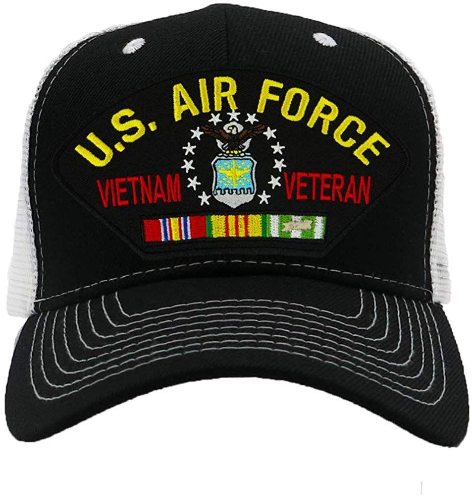 Patchtown US Air Force Command Pilot Hat//Ballcap Adjustable One Size Fits Most