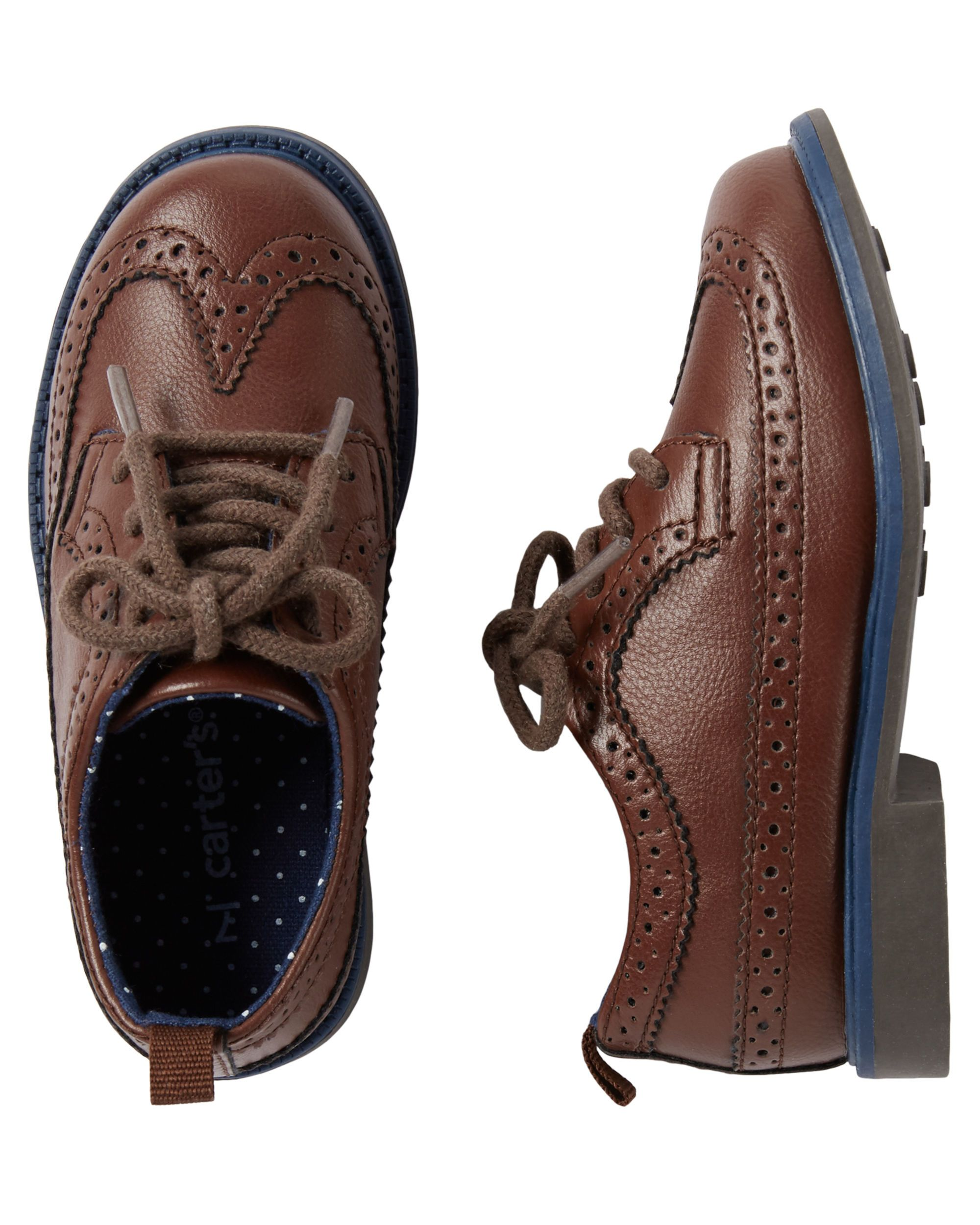 7e7f661f66ec Baby Boy Carter s Oxford Dress Shoes from OshKosh B gosh. Shop clothing    accessories from a trusted name in kids