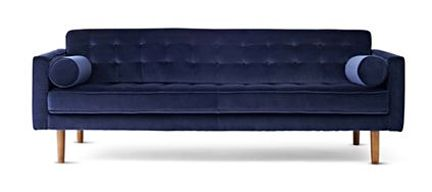 Superbe Jonathan Adler Happy Chic Tufted Sofa Jcpenney