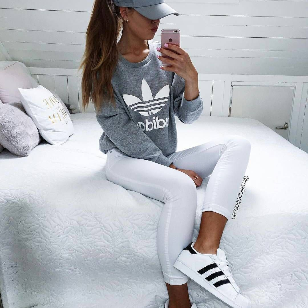 Instagram photo @clothes.models | Casual Style | Pinterest | Adidas Clothes and Models