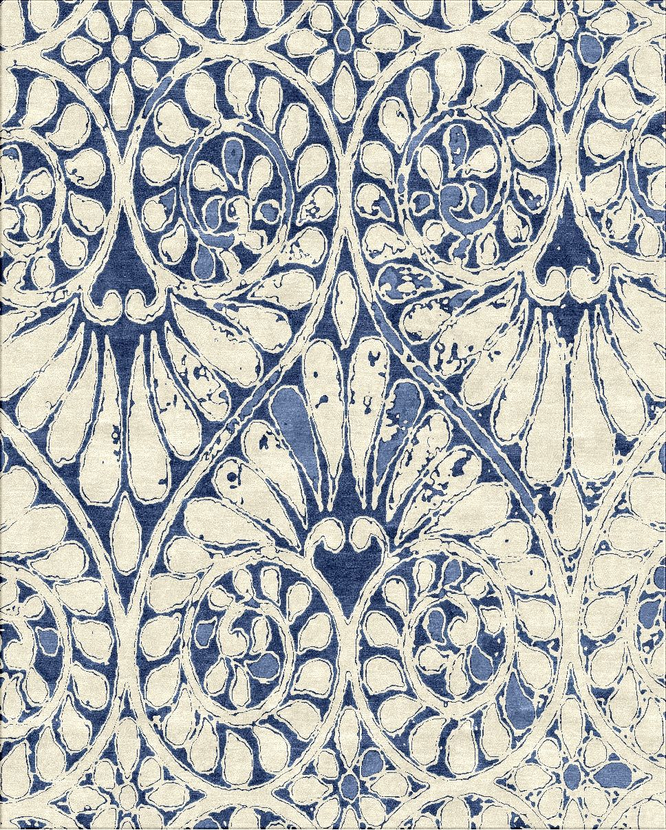 Tapestry Collection - ANOUK - Indigo by Robin Gray Design LLC ...