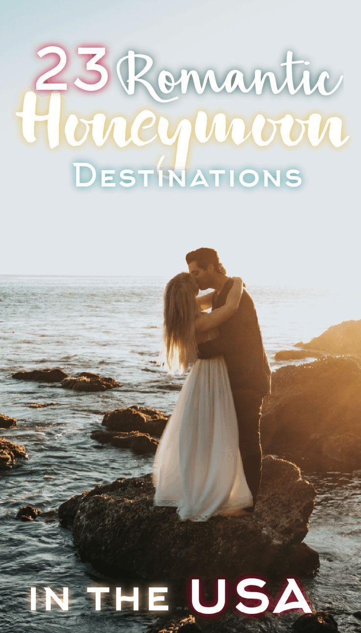 Honeymoon Destinations For Romantic Couples: 23 Best Honeymoon Destinations In The USA For Couples
