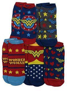 DC Comics Wonder Woman Hint of Red Camiseta para Mujer