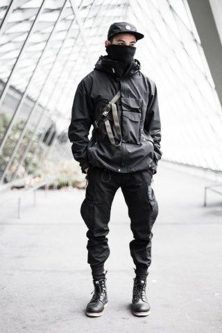 fashion new arrivals buying cheap men's street wear / alternative fashion / urban dystopia ...