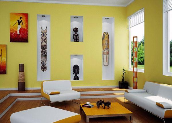 african design homes | африканский стиль в интерьере | African ...