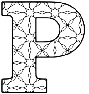 Alphabet Coloring Pages Printable Number And Letter Stencils Alphabet Coloring Pages Alphabet Coloring Lettering Alphabet