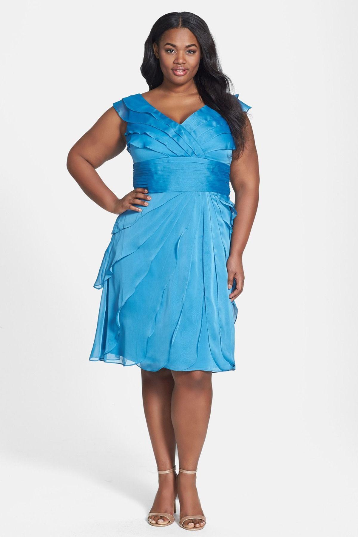 Plus Size Formal Dresses At Nordstrom | Saddha