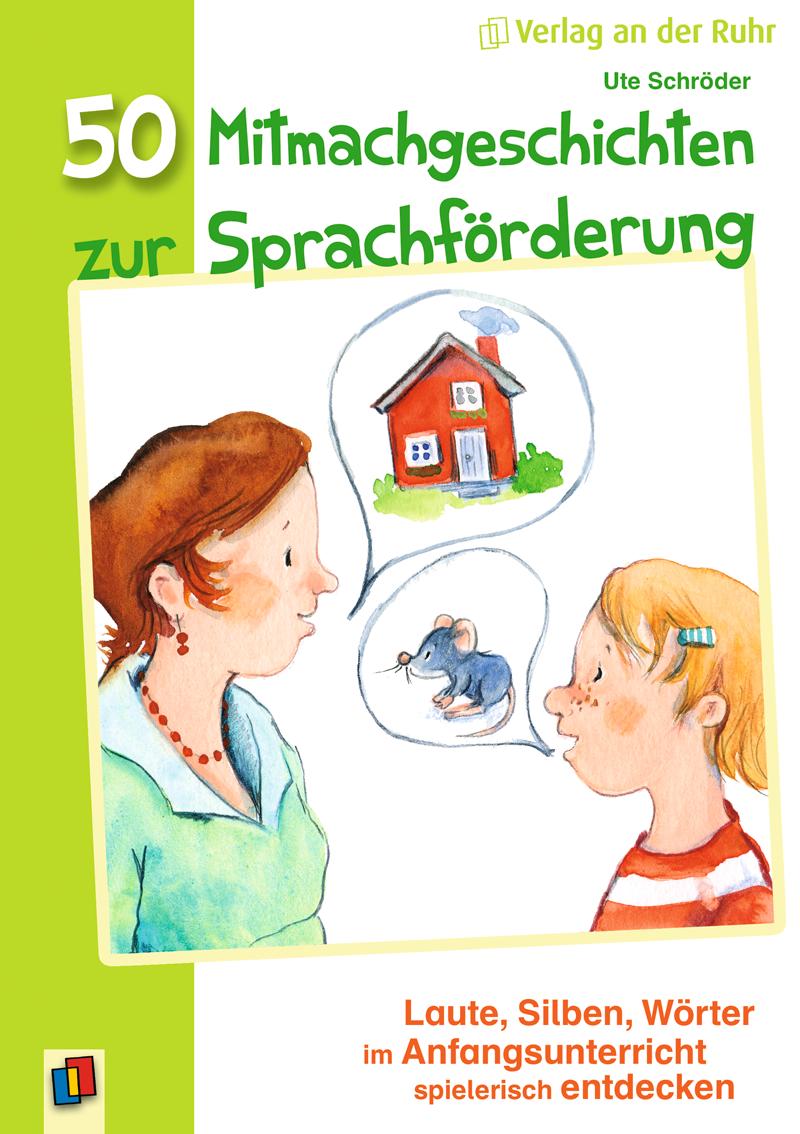 50 Mitmachgeschichten zur Sprachförderung | kézműves | Pinterest ...