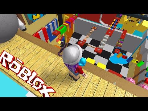 ROBLOX LETS PLAY ESCAPE THE BATHROOM OBBY RADIOJH GAMES YouTube - Escape the bathroom game