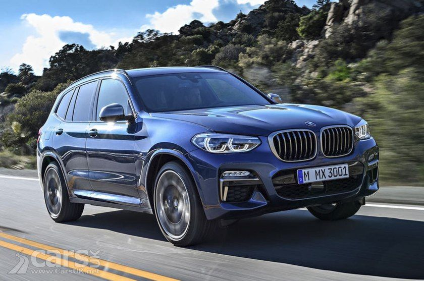 Bmw X3 Xdrive30e Plug In Hybrid Confirmed For 2019 Launch Cars
