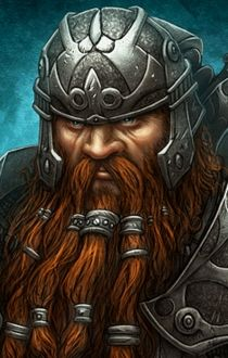 Dwarf, Sergey Kochurkin on ArtStation at… | Fantasy dwarf ... |Dwarf Male Portrait