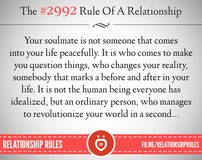 2992 Facebook The Rules Of A Relationship Relationship Rules