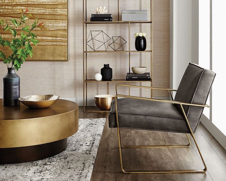 Bernaby Coffee Table Avenue Design High End Furniture In