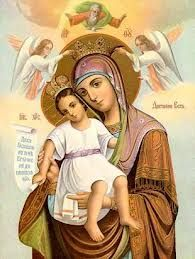 Holy Mary / Heilige Maria