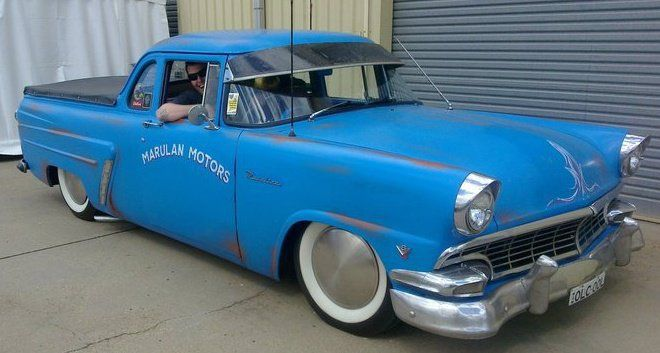'56 Ford Mainline ute (Australia)