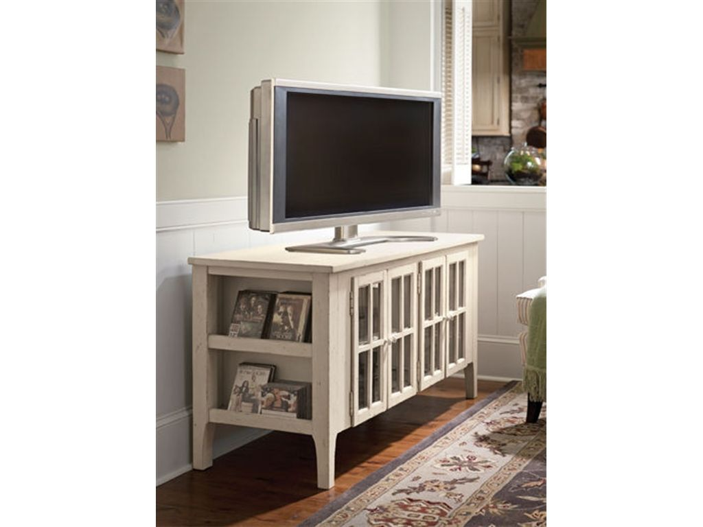 Paula Deen By Universal Home Entertainment Entertainment Console 996960   Babettes  Furniture   Leesburg, FL
